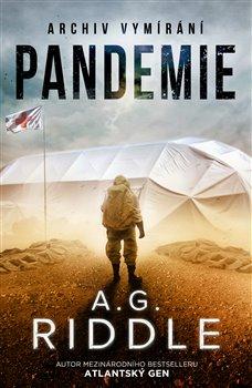 Obálka titulu Pandemie