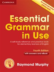 Essential Grammar in Use 4th edition with answers and eBook