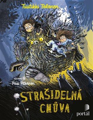 Strašidelná chůva - Tuutikki Tolonen   Booksquad.ink