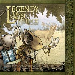 Obálka titulu Legendy o Myší hlídce: Kniha první