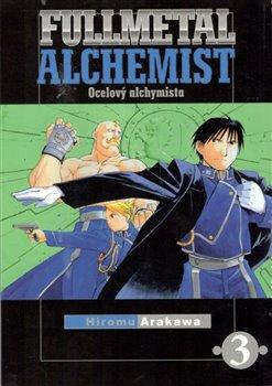Obálka titulu Fullmetal Alchemist - Ocelový alchymista 3