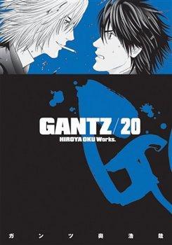 Obálka titulu Gantz 20
