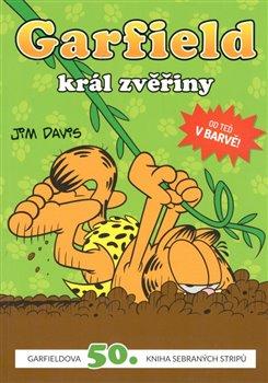 Obálka titulu Garfield, král zvěřiny č. 50