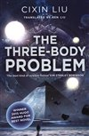 Obálka knihy The Three-Body Problem