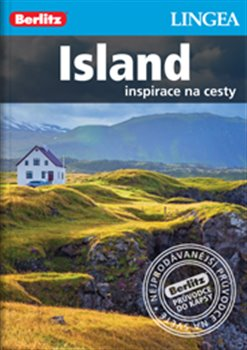 Obálka titulu Island - Inspirace na cesty