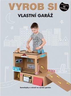 Vyrob si vlastní Garáž. Samolepky a návod na výrobu garáže - Kadre Spitz