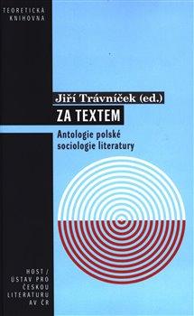 Obálka titulu Za textem
