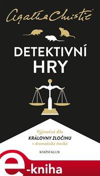 Obálka titulu Christie: Detektivní hry – 2. vydání