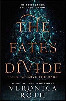 Obálka titulu The Fates Divide