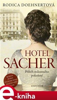 Obálka titulu Hotel Sacher