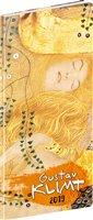 Obálka knihy Kapesní diář Gustav Klimt 2019, plánovací měsíční