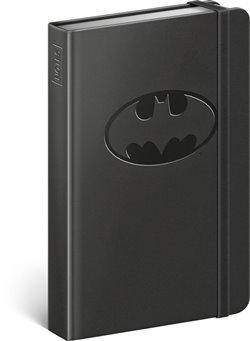 Obálka titulu Notes Batman – Logo, linkovaný