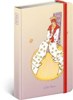 Obálka titulu Notes Malý princ – King, linkovaný