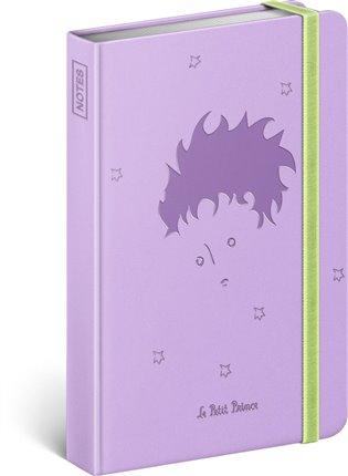 Notes Malý princ – Boy, linkovaný:10,5 x 15,8 cm - - | Booksquad.ink