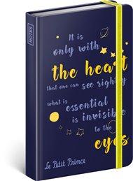 Notes Malý princ – Oči, linkovaný