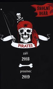 Školní diář Piráti (září 2018 – prosinec 2019)