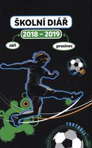 Školní diář Fotbal (září 2018 – prosinec 2019)