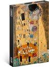 Obálka knihy Týdenní magnetický diář Gustav Klimt 2019