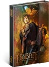 Obálka knihy Týdenní magnetický diář Hobbit 2019