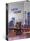 Obálka knihy Týdenní magnetický diář New York 2019