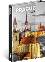 Týdenní magnetický diář Praha 2019
