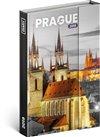 Obálka knihy Týdenní magnetický diář Praha 2019
