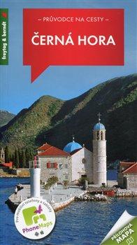 Obálka titulu Černá Hora - Průvodce na cesty
