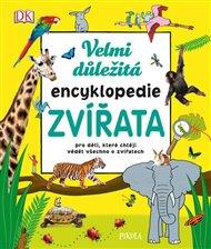 Velmi důležitá encyklopedie Zvířata