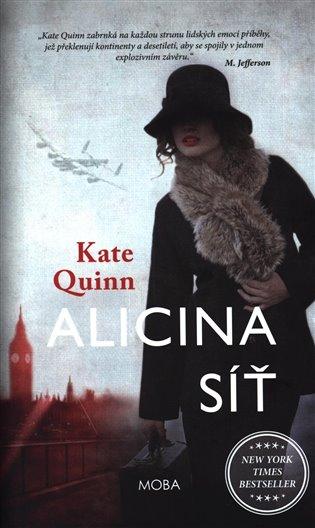Alicina síť - Kate Quinn | Booksquad.ink