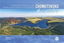Obálka titulu Podzimní Chomutovsko z nebe