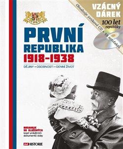 Obálka titulu První republika 1918–1938