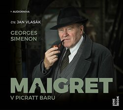 Obálka titulu Maigret v Picratt baru