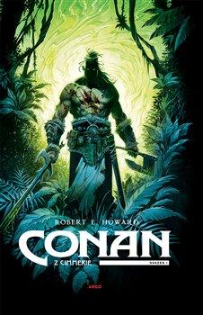 Obálka titulu Conan z Cimmerie
