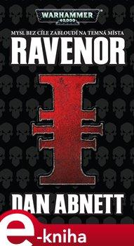 Obálka titulu Ravenor