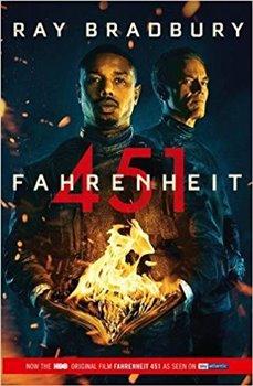 Obálka titulu Fahrenheit 451 (TV tie-in)