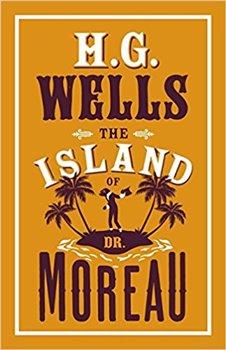 Obálka titulu Island of Dr Moreau