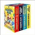 Obálka knihy Blockbuster Baddiel Box