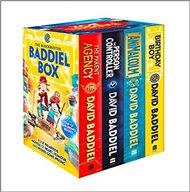 Blockbuster Baddiel Box