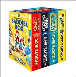 Obálka titulu Blockbuster Baddiel Box