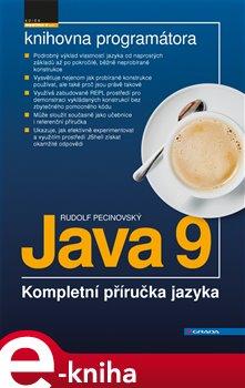 Obálka titulu Java 9