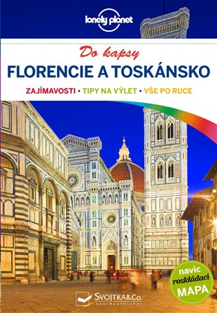 Florencie a Toskánsko do kapsy - Lonely Planet - - | Booksquad.ink