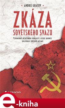 Obálka titulu Zkáza Sovětského svazu