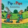Obálka knihy Pip a Pipa - Koloběžka