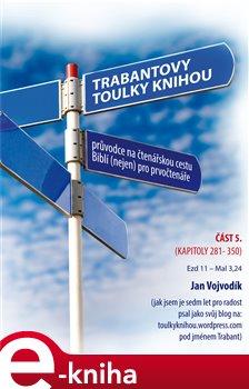 Obálka titulu Trabantovy toulky Knihou – část 5..