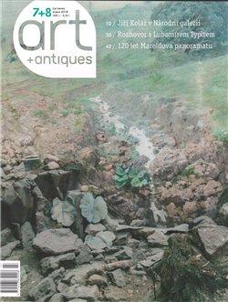 Obálka titulu Art & Antiques 7-8/2018