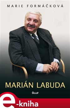Obálka titulu Marián Labuda