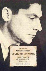 Memoáry bývají vždy četbou zajímavou, ať již v dobrém či špatném – ovšem druhý díl autobiografie Arthura Koestlera Neviditelné písmo patří mezi ty nejzajímavější.