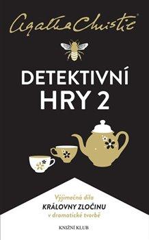Christie: Detektivní hry 2. Černá káva, A pak už tam nezbyl ani jeden, Poslední víkend - Agatha Christie