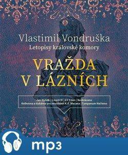 Vražda v lázních, mp3 - Vlastimil Vondruška
