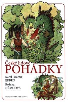 Obálka titulu České lidové pohádky